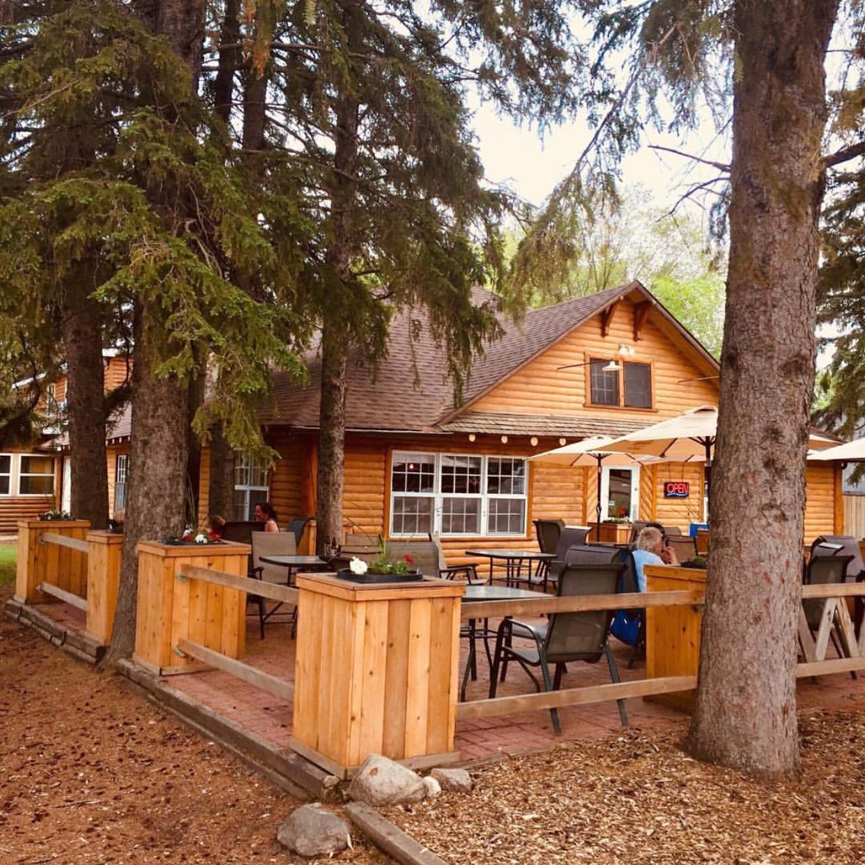 wigwam dining and lounge