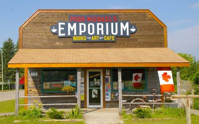 Poor Michael's Emporium – Cafe