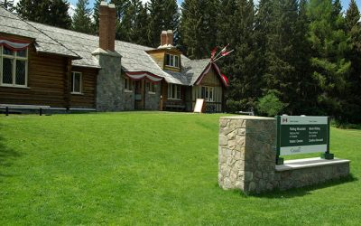 Parks Canada – Visitor Centre