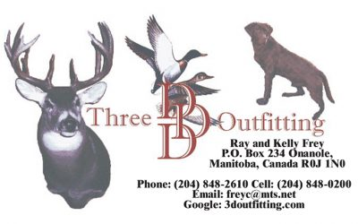 Three D Outfitting